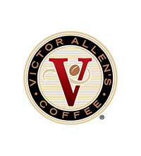 Victor Allen's Coffee logo