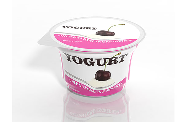 Tasty yogurt